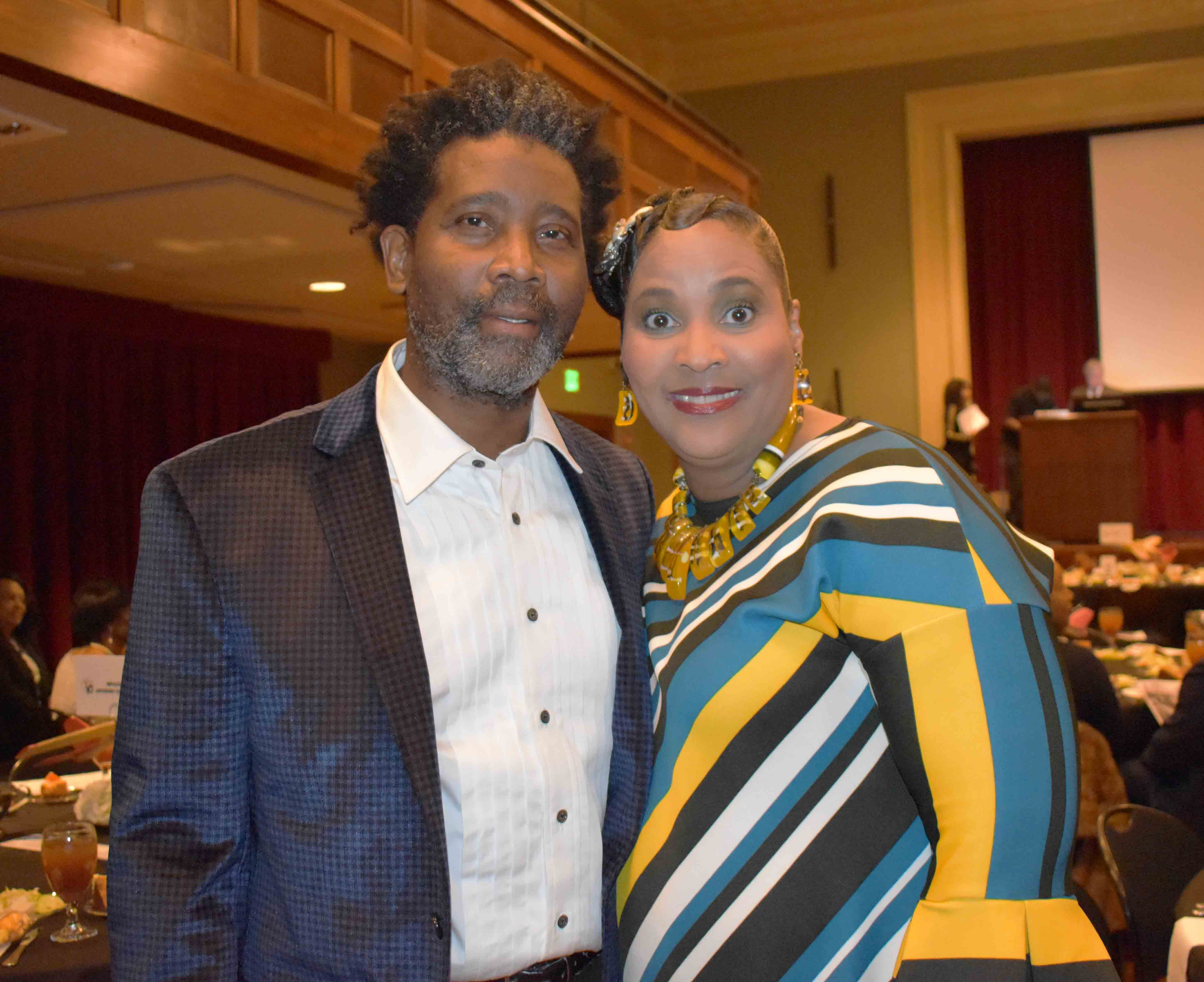 Terry & Dr. Michelle Wright