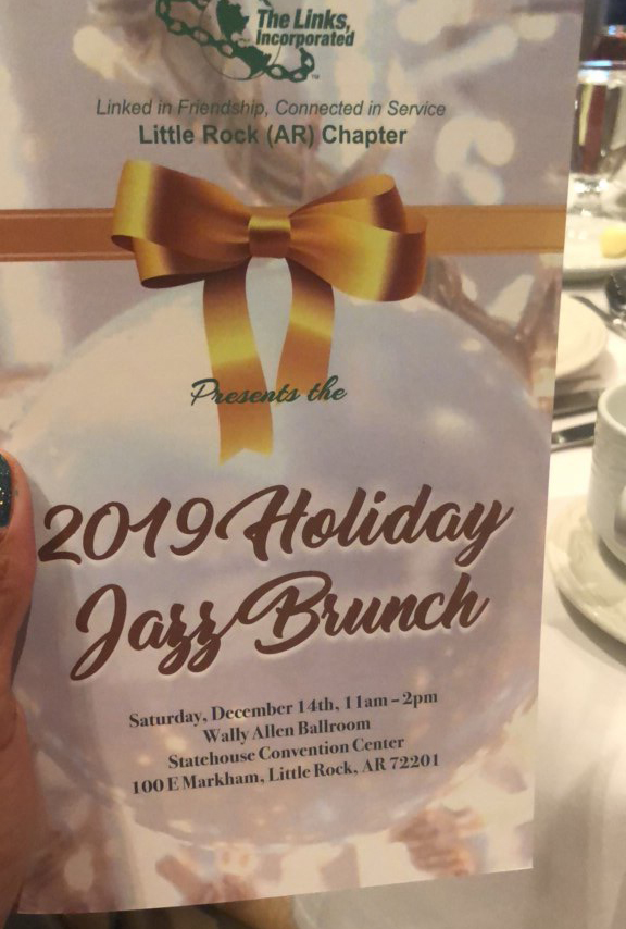 The Links, Inc. Little Rock Chapter Hosts Its 2019 Holiday ...