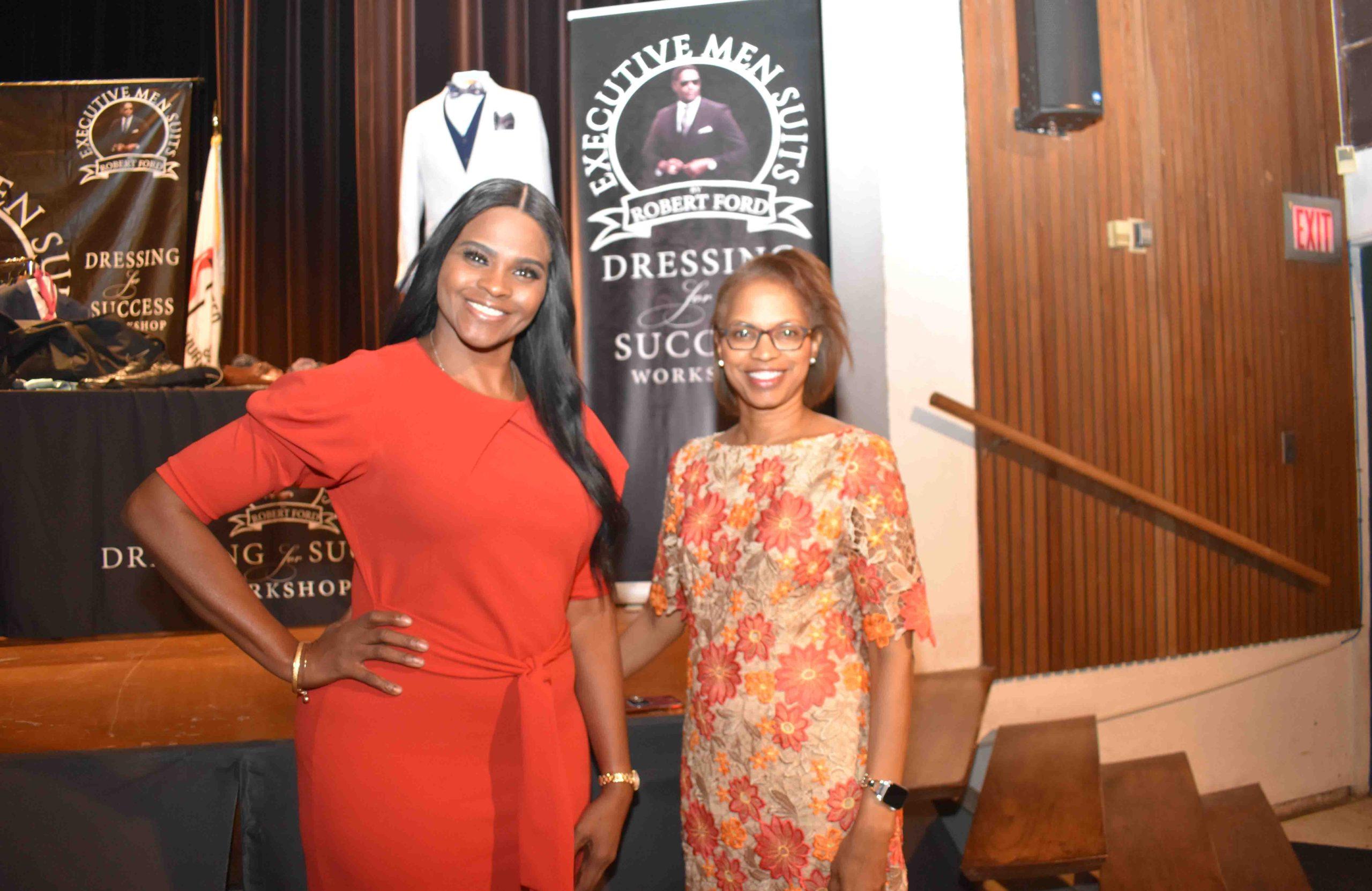 Brenda Myers (Jackson, MS), Monica Wilson (Jackson, MS)
