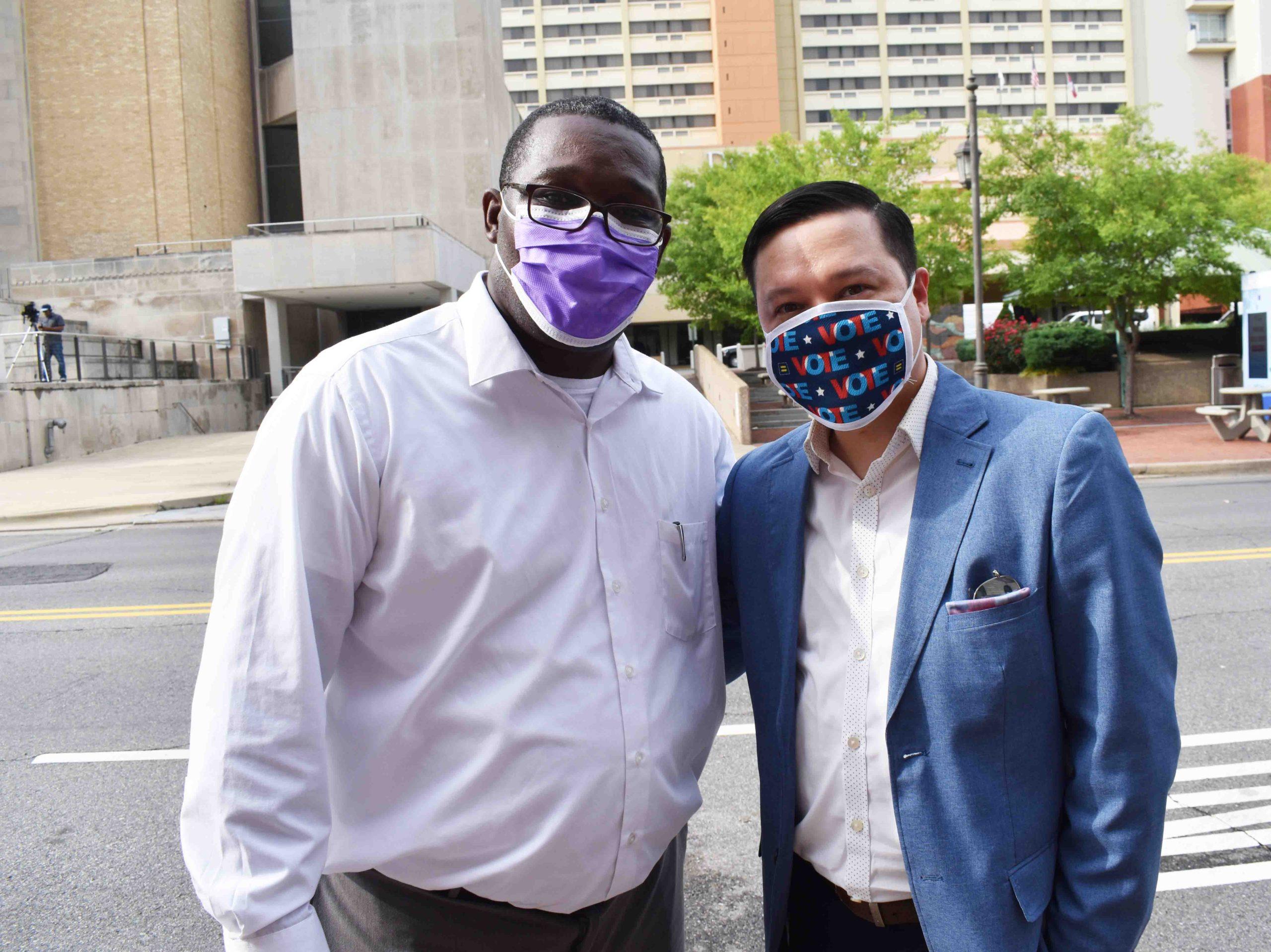 Barry Jefferson, Joshua Ang Price