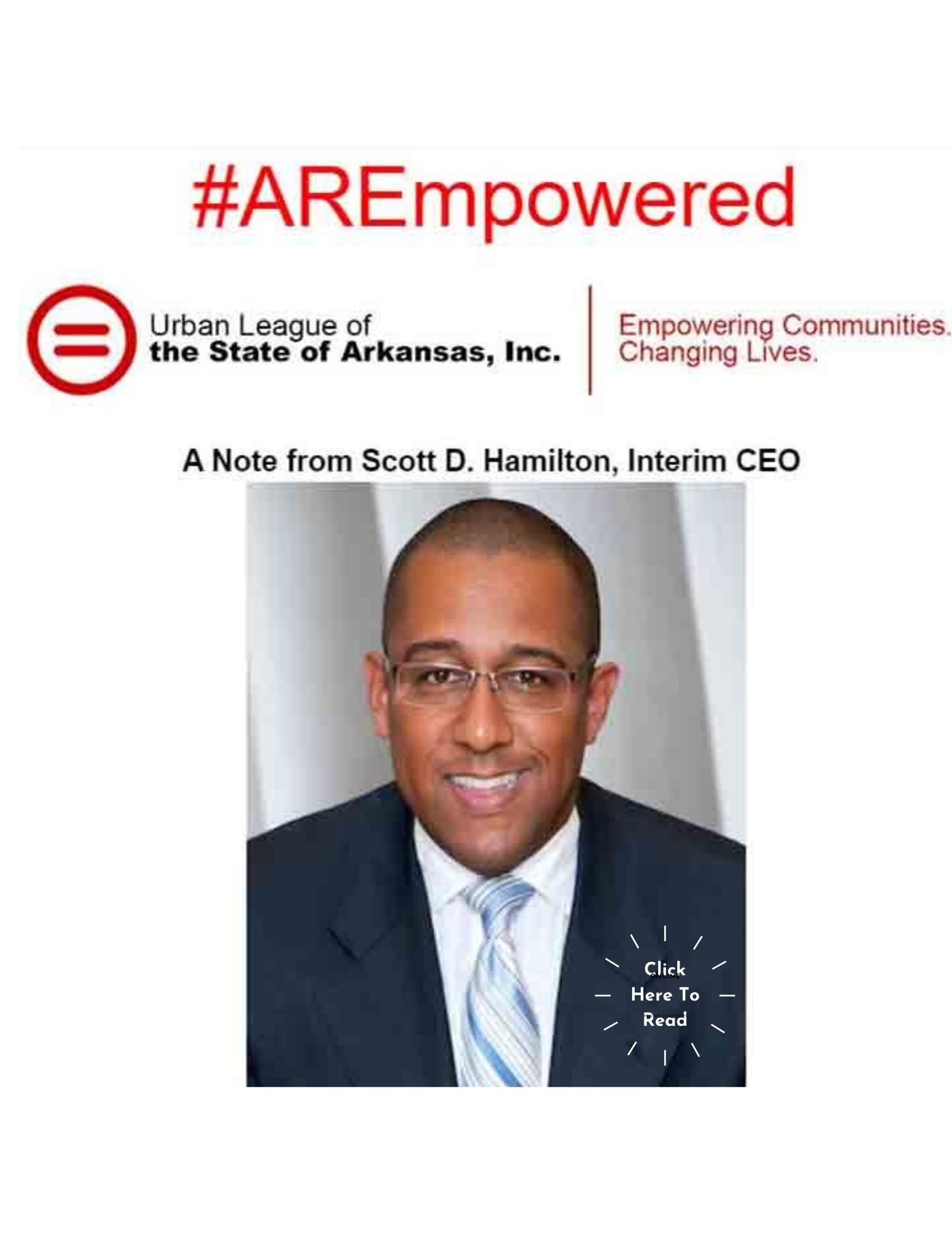 urban league – scott hamilton