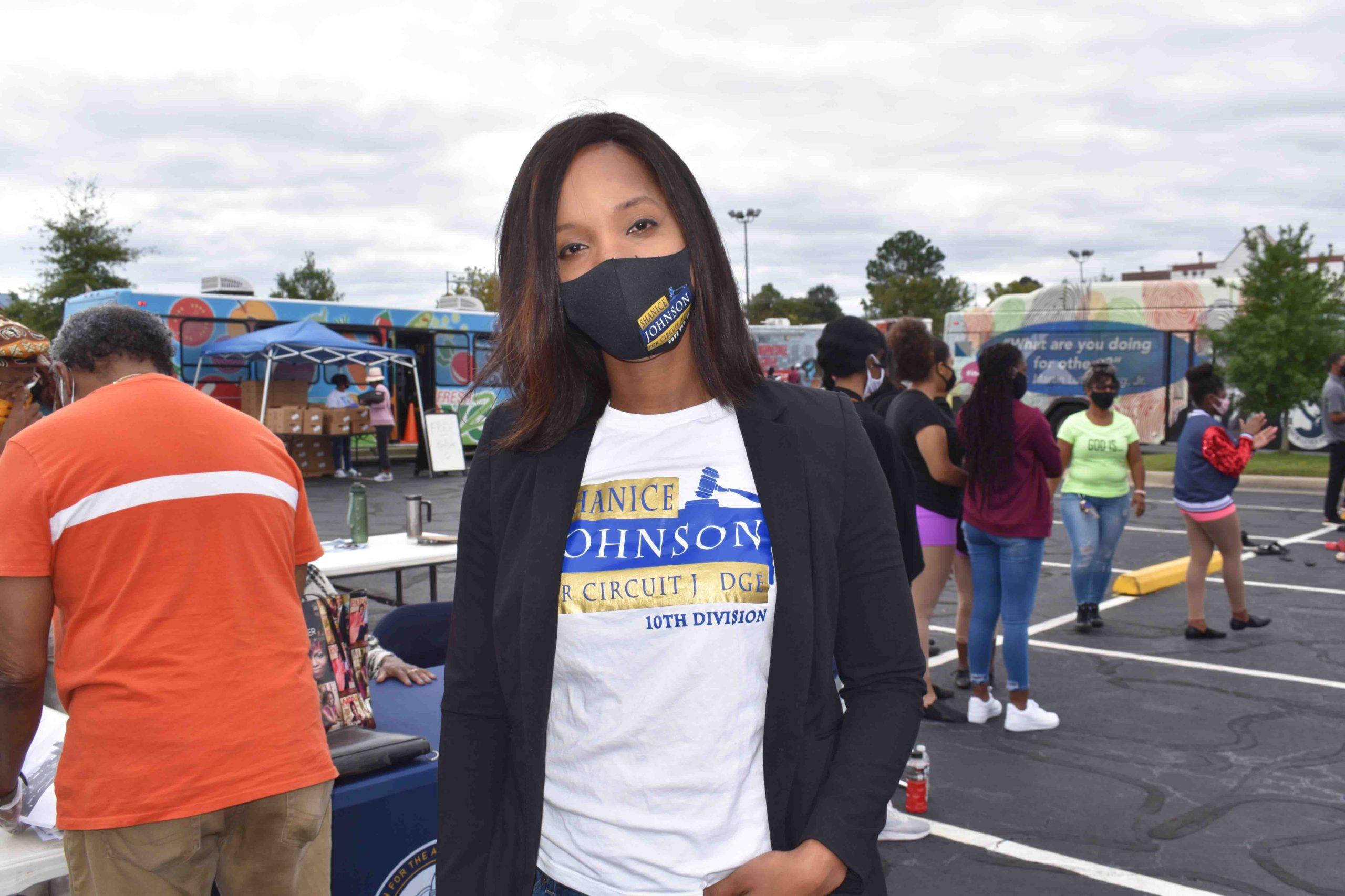 Shanice Johnson