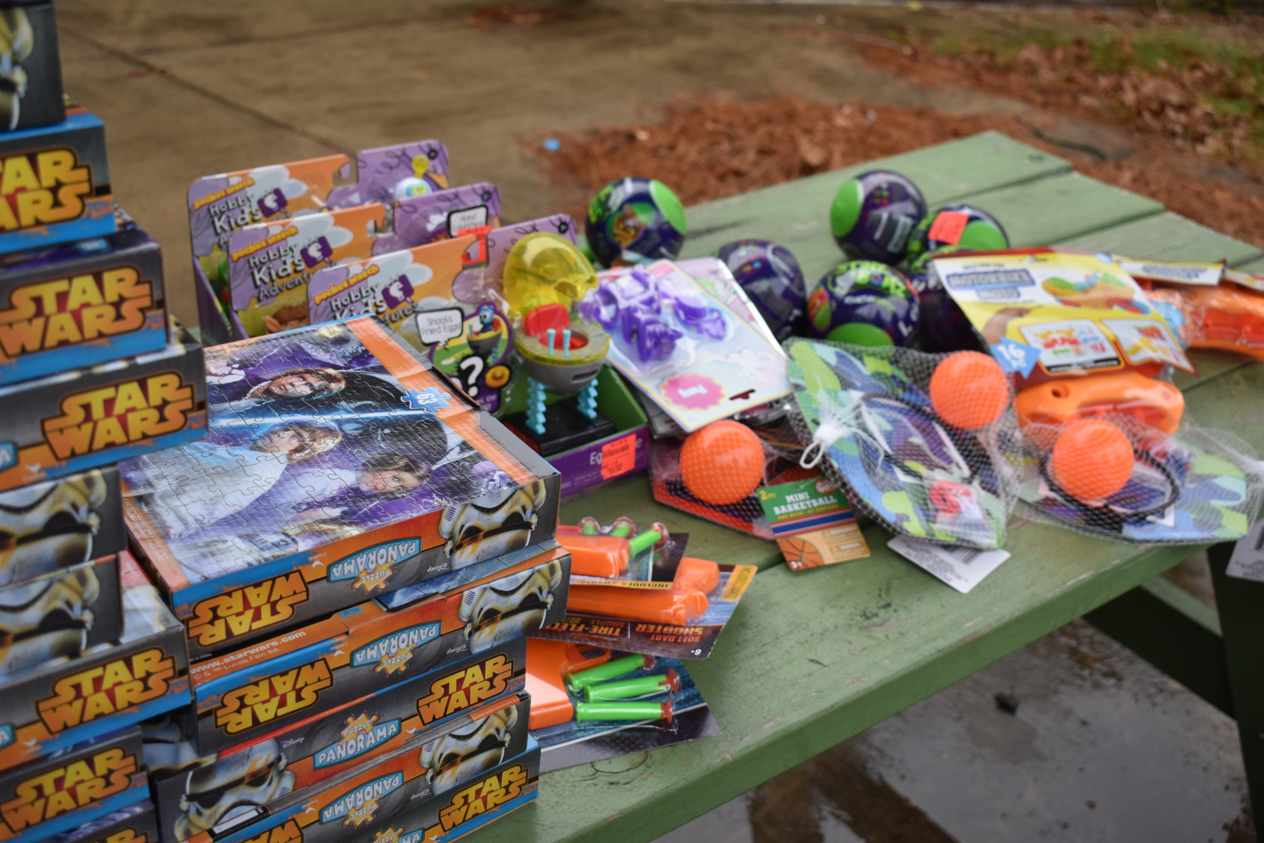 Toys for Needy Families