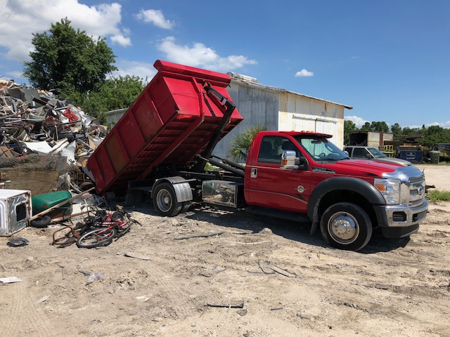 Benefits of using a Roll-Off Dumpster for your next project