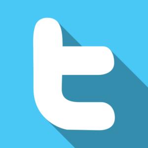 Social Media - Twitter Logo