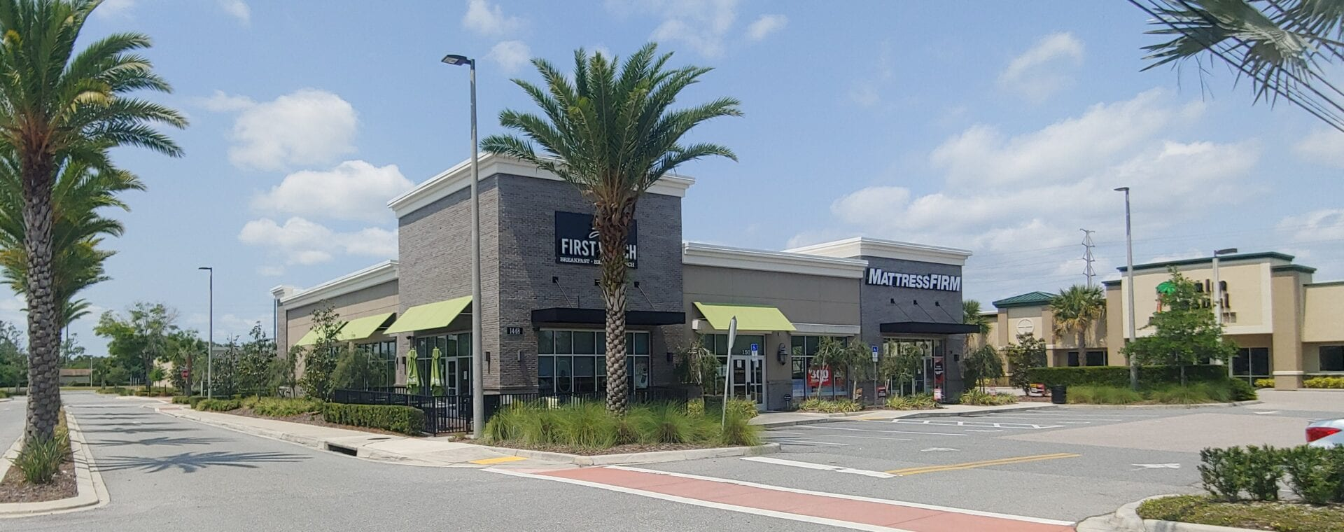 Retail Building for BluRock Development, Waterford Lakes, Orlando