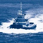 sound proofing tug boats, exhaust, flooring, insulation