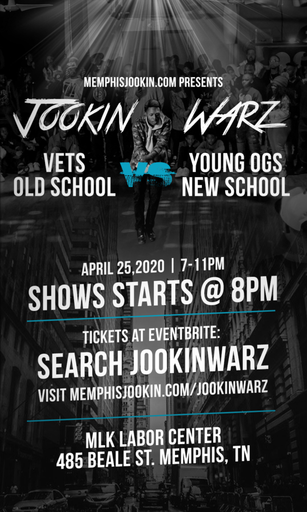 Jookin Warz April 25th 2020