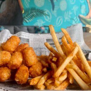 Sarasota Downtown Restaurant Late Night Food Menu