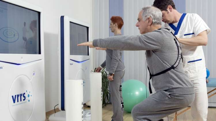 Infinadeck and Khymeia Partner in Neurorehabilitation