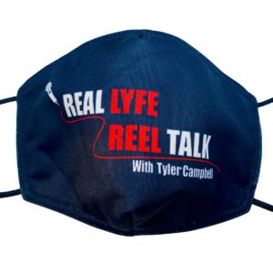 Real Lyfe Reel Talk Mask