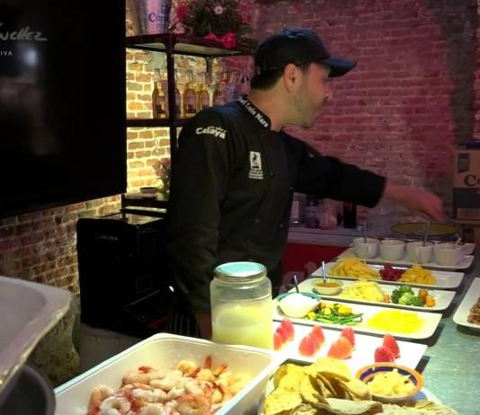 El chef Luis Nara y el arte de las salsas y los ceviches (parte 1)