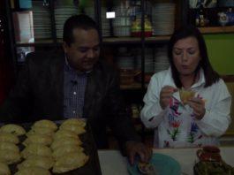 Pastes El Portal Real del Monte, Hidalgo