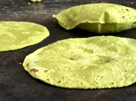 Tortillas de nopal de Nazaria García