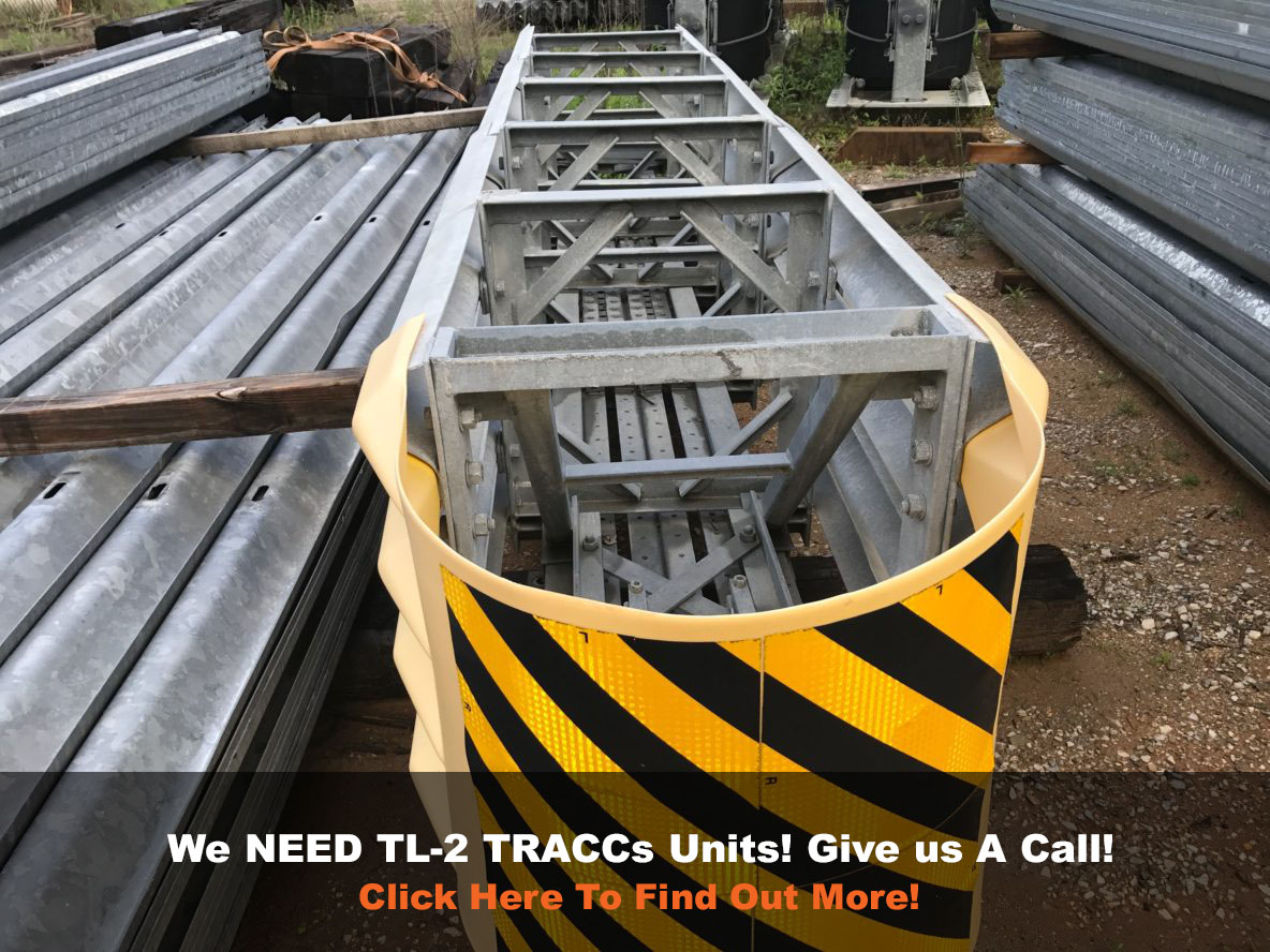 TRACC UNITS SELLING FAST