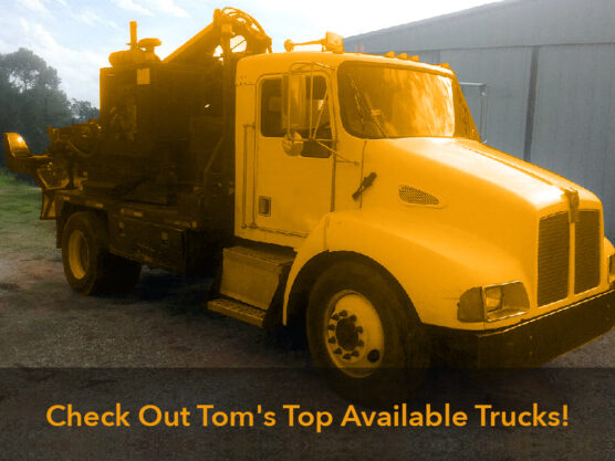 Used Guardrail Trucks for Sale