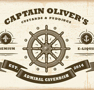 Captain Oliver's Custards & Puddings