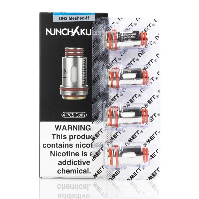 Nunchaku Coils