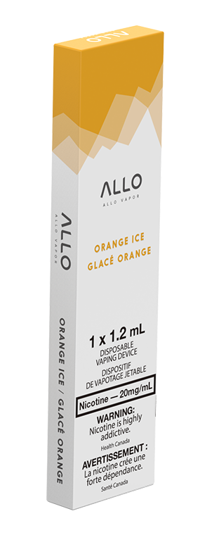 ALLO Original Orange Ice