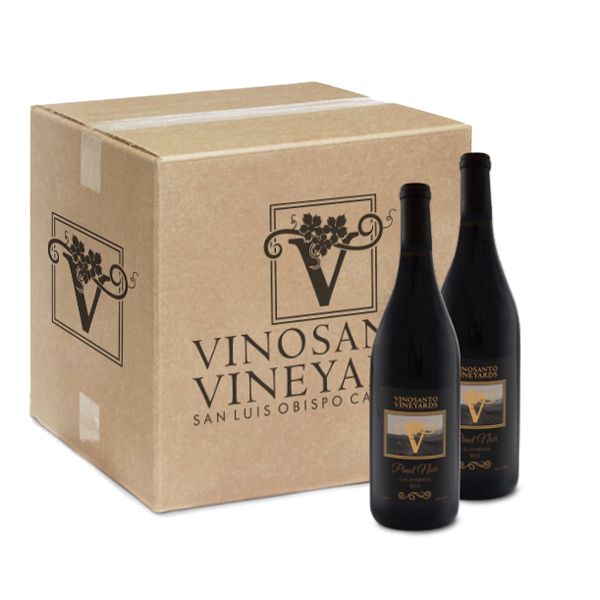 Vinosanto Vineyards Pinot Noir Full Case