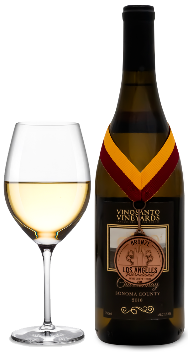 Vinosanto Vineyards 2016 Chardonnay