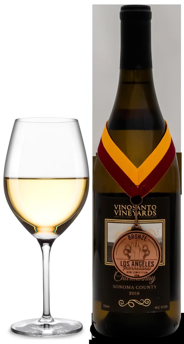 Vinosanto Vineyards 2016 Chardonnay