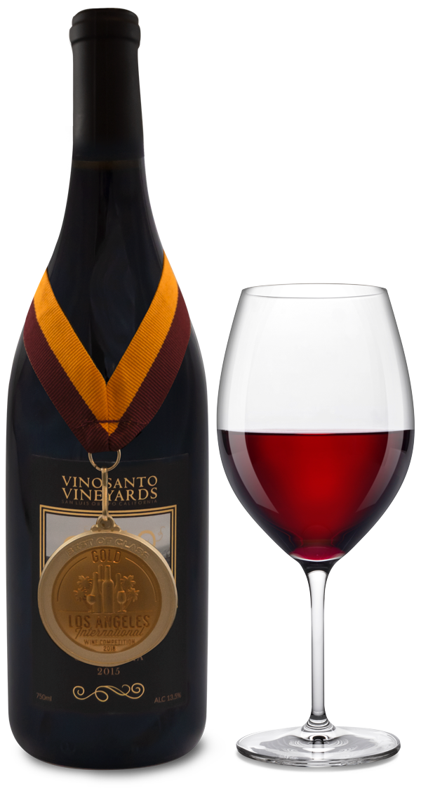 Vinosanto Vineyards 2015 Pinot Noir