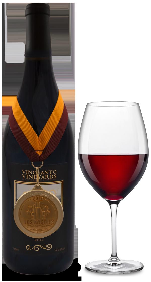 Vinosanto Vineyards 2015 Pinot Noir