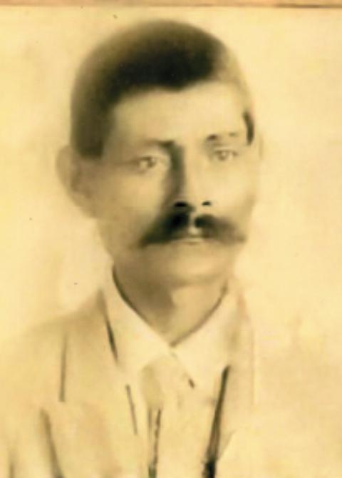 Abuelito Martinez Vinosanto Vineyards 1926
