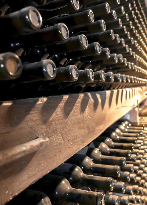 wine rack vinosanto vineyards