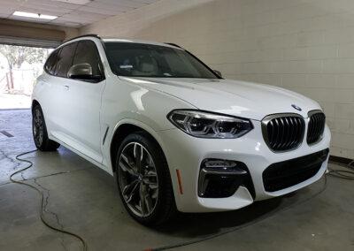 2019 BMW X3 – 5-Year Aviation Grade Ceramic