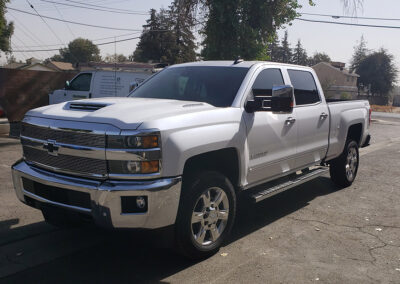 2019 Duramax Coated with Aviation Ceramic