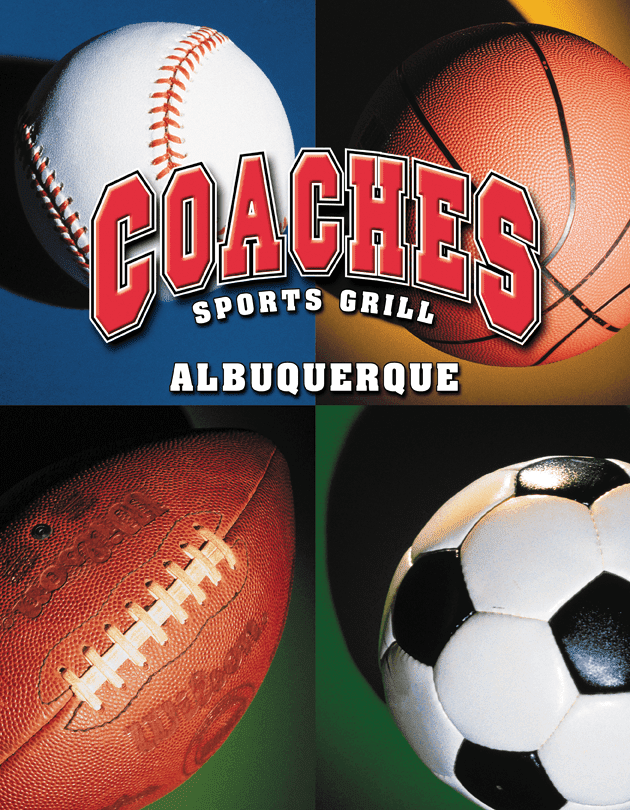 Winning Menus for Sports Bar