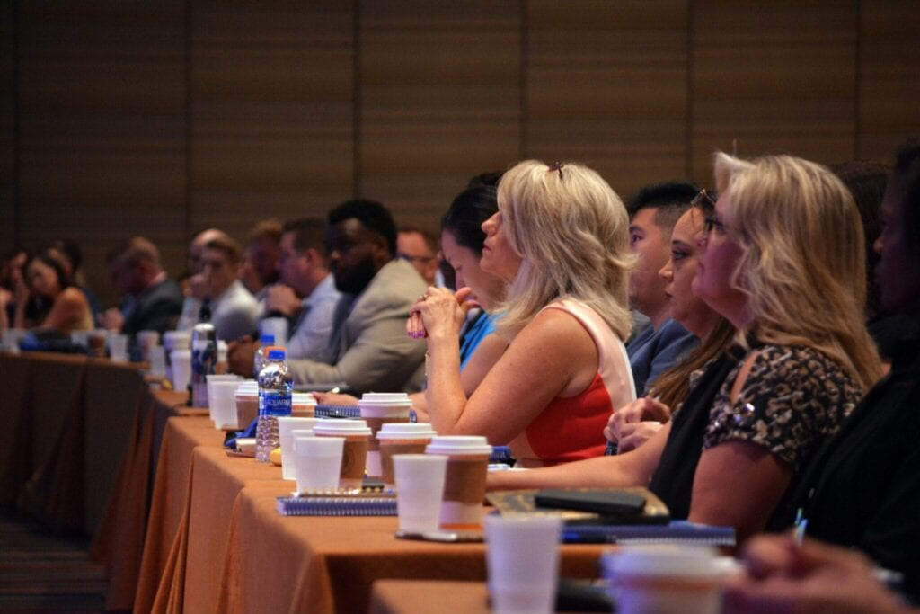 marketing your business at networking events