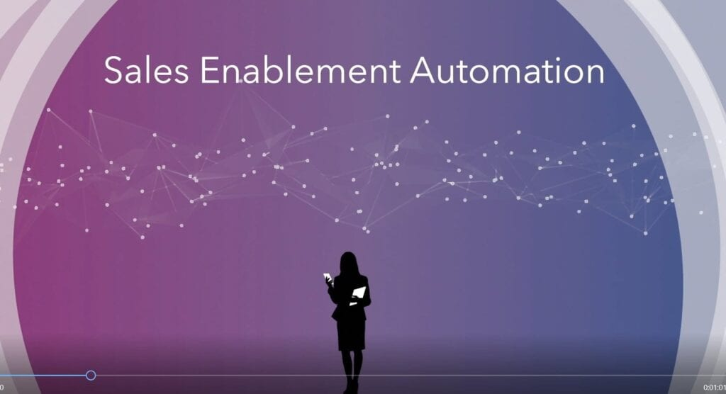 Enterprise Sales Enablement Video