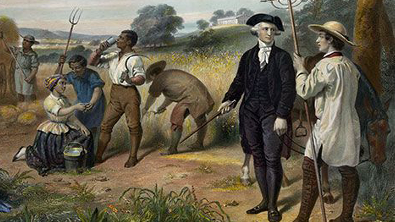 List of  the Founding Fathers Who Owned Slaves