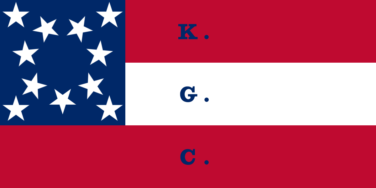 Knights of the Golden Circle, 1854-1916