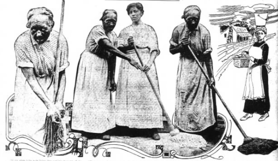 """Slavery Days Better for Negroes"" – Former Slave Annette Harris, 8/10/1913"