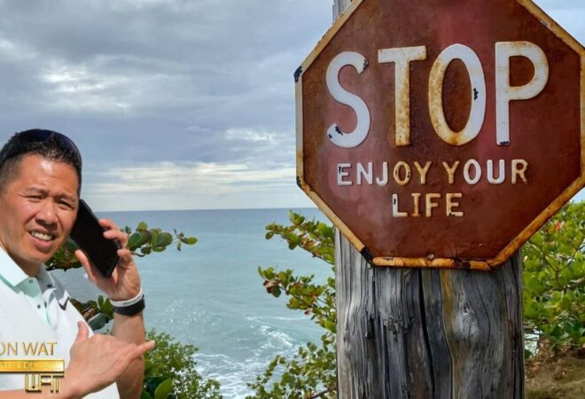 Stop and Enjoy Life