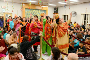 Lohri Celebration at Hari Om Mandir - Asian Media USA