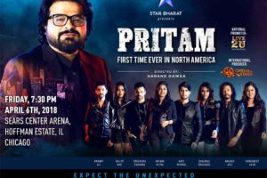 Pritam Live In Concert Chicago - Asian Media USA