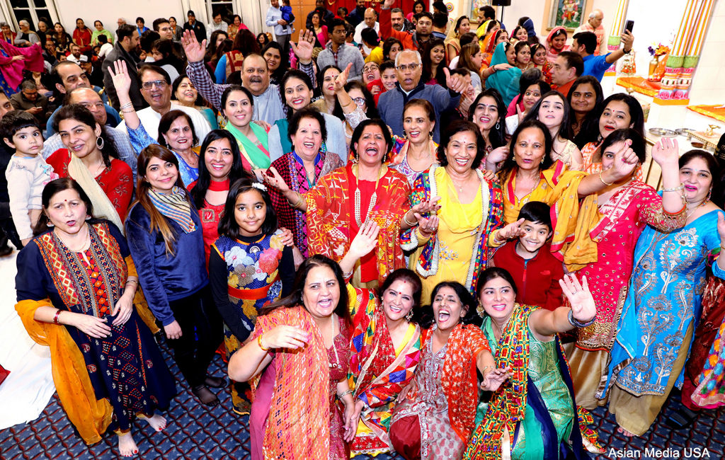 01-13-2019 Hari Om Mandir celebrates Lohri, The Biggest Lohri of entire Midwest