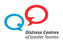 Proud supporter of the Distress Centres of Greater Toronto