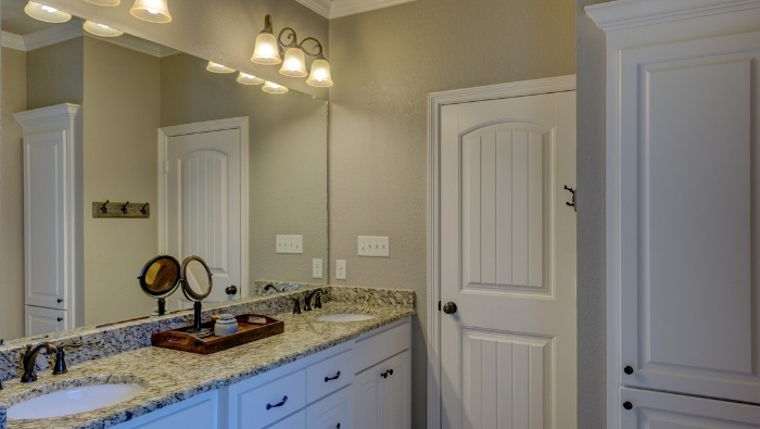 The $150 Bathroom Re-Do photo