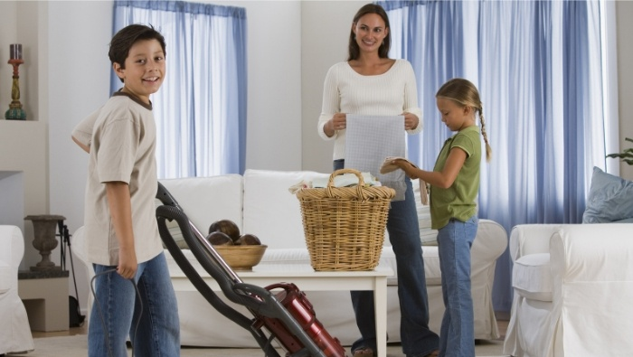 Getting Kids to Complete Chores photo