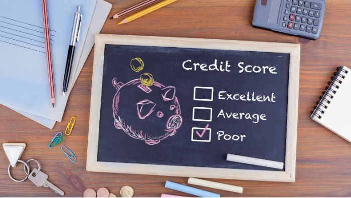 The Right Steps to Rebuild Your Credit Score photo