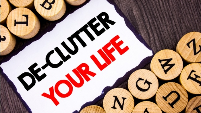 Costly Reasons to Declutter Your Life photo