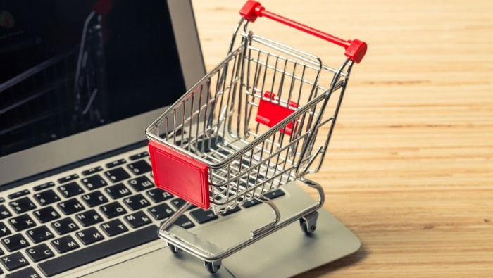 Why I Grocery Shop Online photo