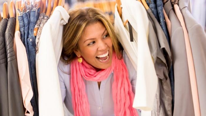 Fashionable Ways to Save on Clothing photo