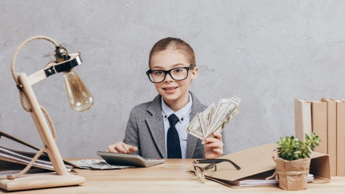 Kids Cash in on Their Business Ventures photo